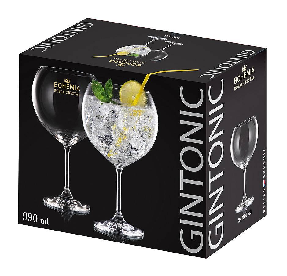 Bohemia Gin Tonic 990ml