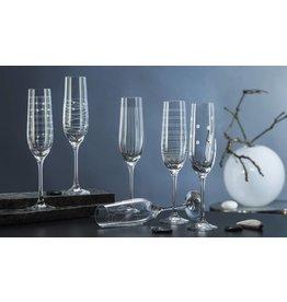 Crystalex champagneglazen 190ml