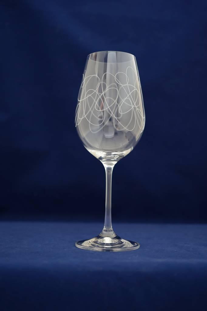 Crystalex Elements wijnglazen 450ml