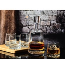 Krosno Whisky set 7 delig