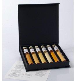 Kristalglas.nl cadeau Whisky proeverij box  6 buisjes