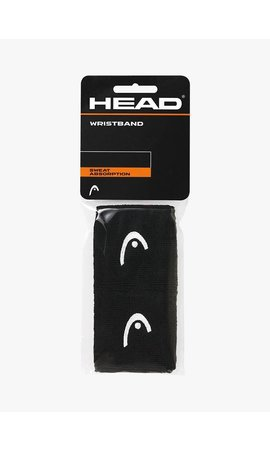 "Head Wristband 2,5"" - 2 Pack"