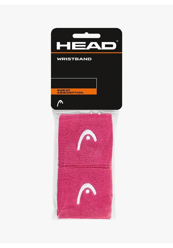 "Head Wristband 2,5"" - 2 Pack - Pink"