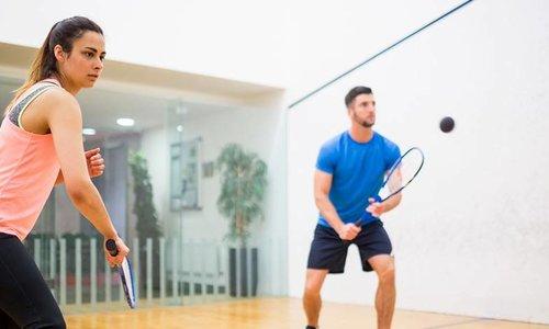 3 valuable beginner squash tips