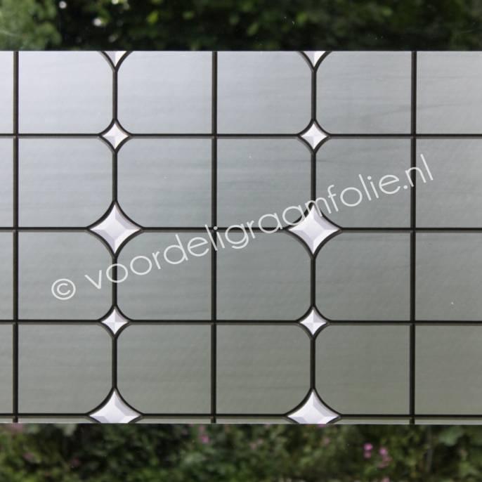 Plakfolie voordeur latest plakfolie voordeur with for Plakplastic raam