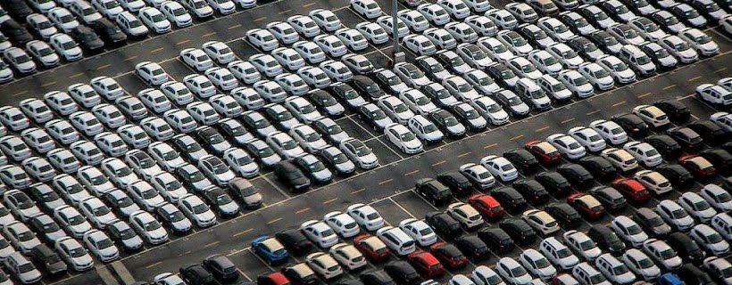 Beschadiging aan uw auto na parkeren nabij een luchthaven?
