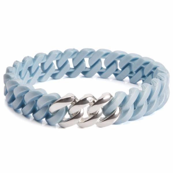 ClassicNano - Blue & Platin Silver