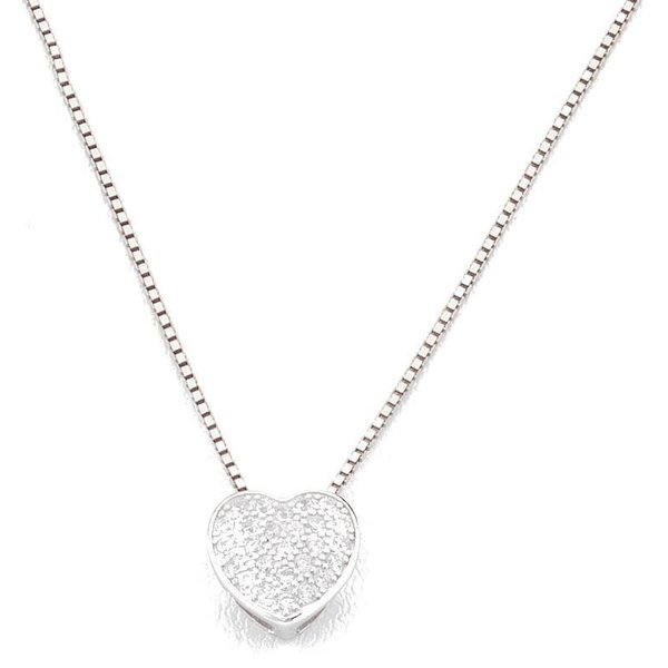 Heart neckless