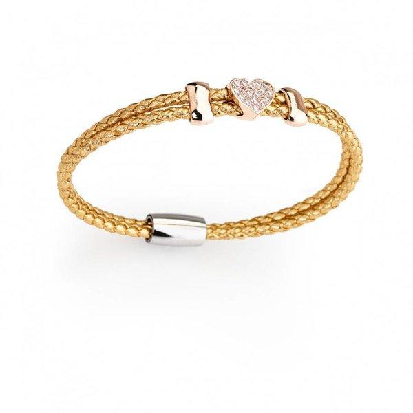 Gold Amen bracelet