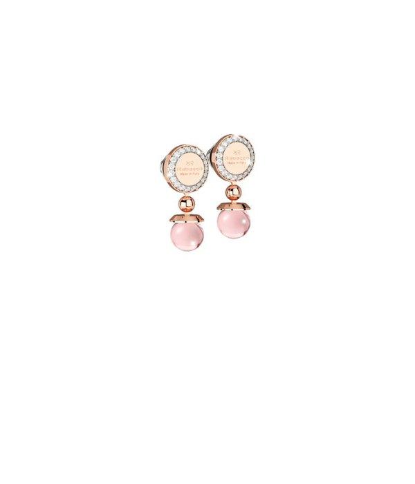 Rebecca Boulevard stone Earring