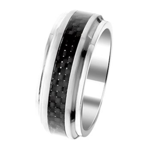 Ring Carbon - Staal