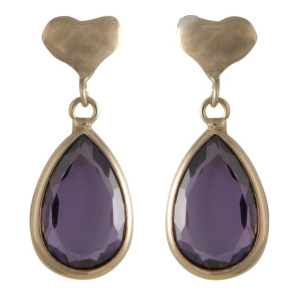 cataleya jewels purple heart