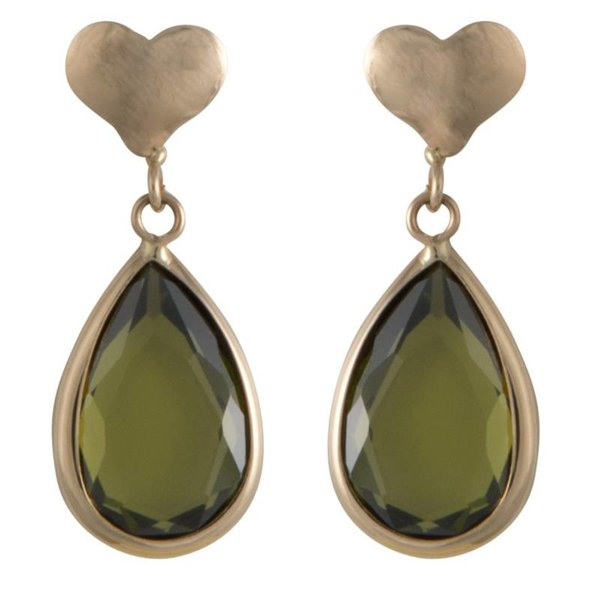 Cataleya queen of heart green peridot