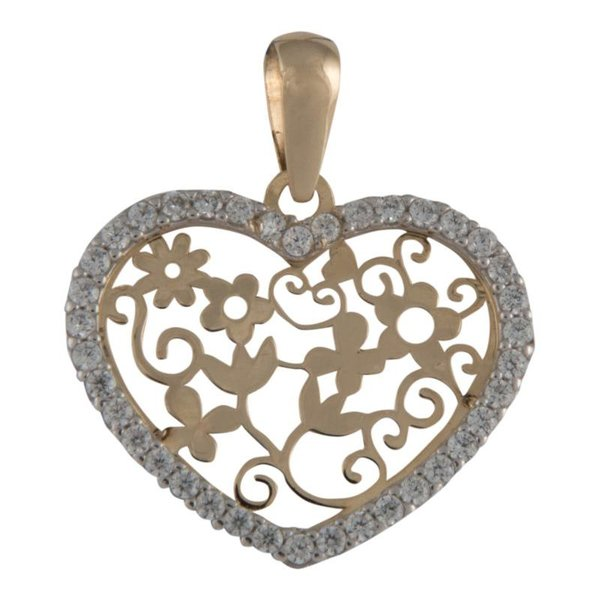 Cataleya Pendant Heart
