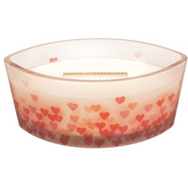 Bakery Cupcake Woodwick Sweetheart Ellipse Candle Valentijn Special