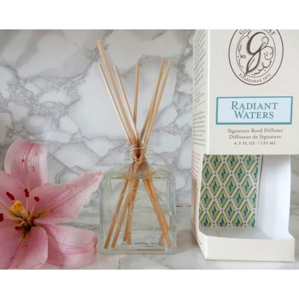 Radiant Waters Signature Reed Diffuser