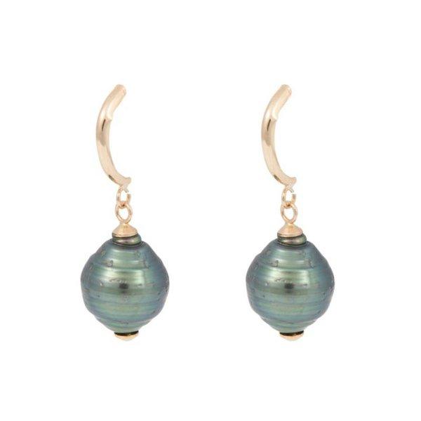Cataleya Earrings Tahiti