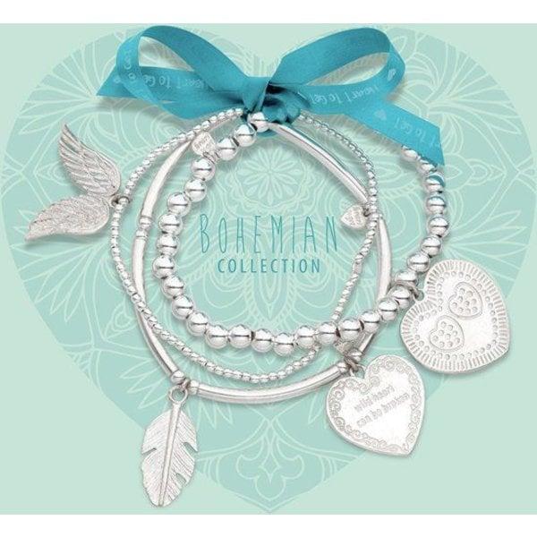 Heart To Get Bohemian Armband set Armband BOSET3 (Lengte: 16-18 c