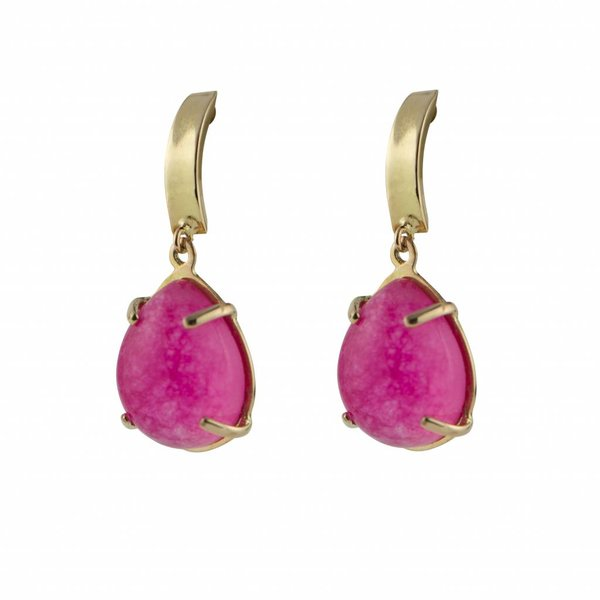 Earrings Beau Monde Spring Pink