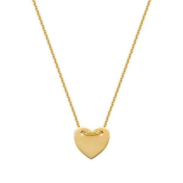 Collier Heart (9kt)