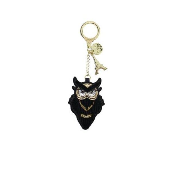 04Key Owl - 001 Black