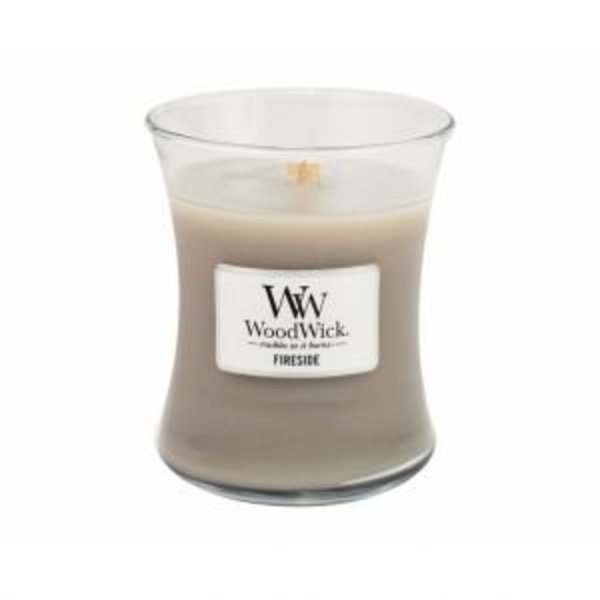 Medium Candle Fireside