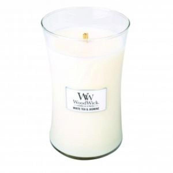 Large Candle White Tea and Jasmine