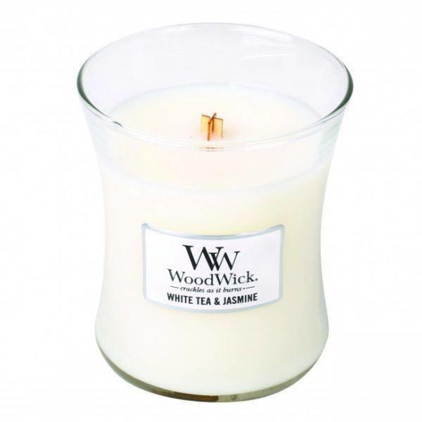 Medium Candle White Tea and Jasmine