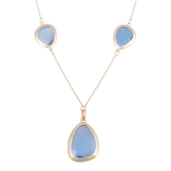 Necklace Prima Donna - Blue