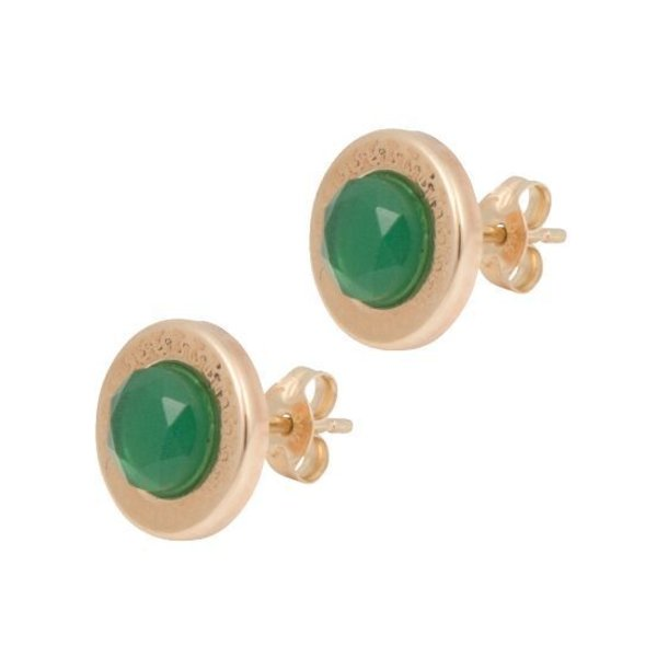 Earrings Lucky Circle