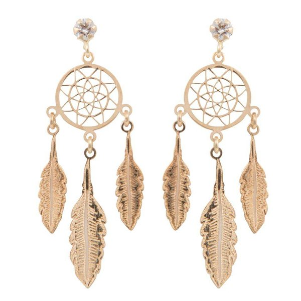 Earrings Dreamcatcher