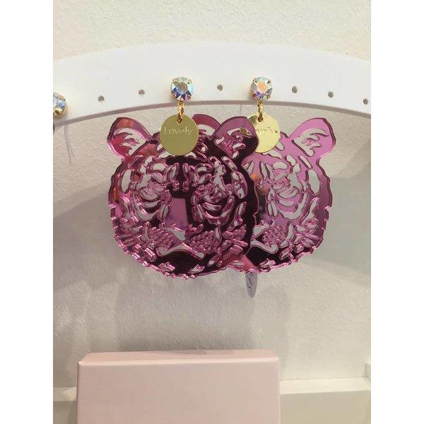Kenzo mirror pink