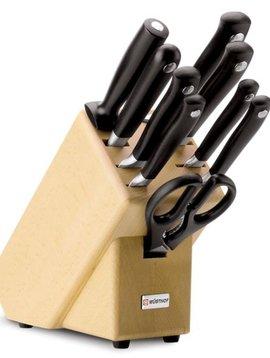WUSTHOF Blocco coltello con 9 parti di