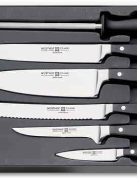 WUSTHOF Ensemble de cuisine CLASSIC 6 pièces - 9751