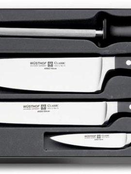 WUSTHOF Messergarnitur CLASSIC 4-teilig - 9750