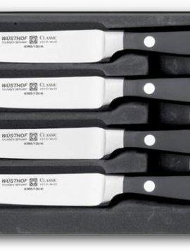 WUSTHOF Steakmessersatz CLASSIC 4-teilig - 9731