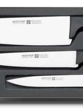 WUSTHOF Knife set GOURMET 3 piece set - 9675
