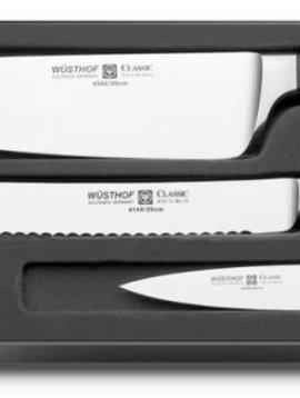 WUSTHOF Ensemble de couteaux CLASSIC 3 pièces - 9660