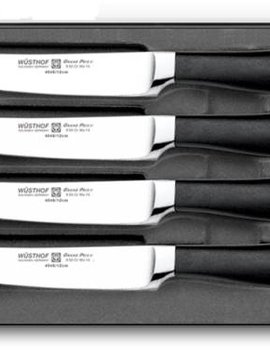 WUSTHOF Steakmessenset GRAND PRIX II 4-dlg. - 9625