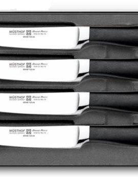 WUSTHOF Steakmessersatz GRAND PRIX II 4 teilig - 9625