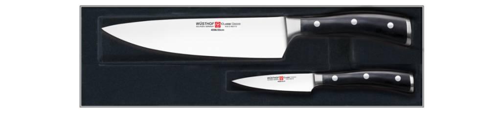 WUSTHOF CLASSIC IKON Messenset - 9606