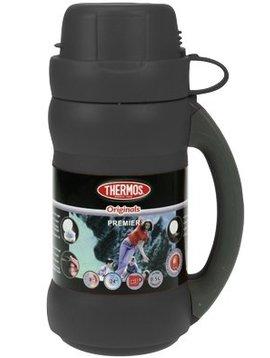 Thermos Premier Isolierflasche 0.5l Schwarz