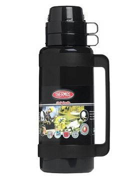 Thermos Mondial Isolation Bottle 1.8l Blackd13xh38cm