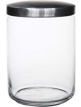 Luminarc Pot Mania Voorraadpot Met Deksel 1l Metal