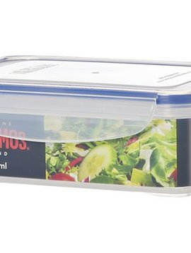 Thermos Airtight Container Rectangle 630 Ml18x12.5xh5.5cm