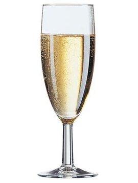 Arcoroc Savoie Champagneglas 17cl**set12