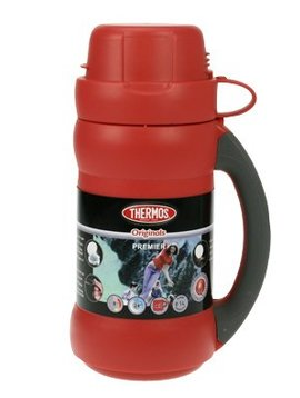 Thermos Premier Isolierflasche 0.5l Rotd10xh24.5cm
