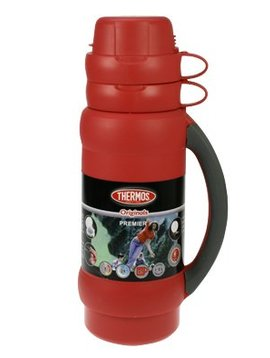 Thermos Premier Isoleerfles 1l Roodd11xh34cm