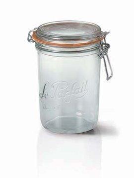 Le Parfait Preserving Jar 1l D10cm Set 6 Le Parfait