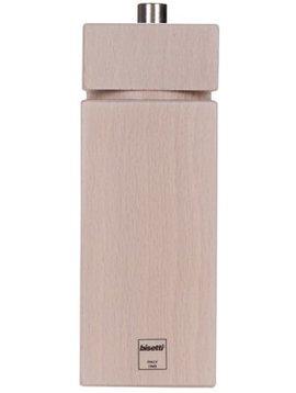 BISETTI Salt  Mill Parma 16,5cm White